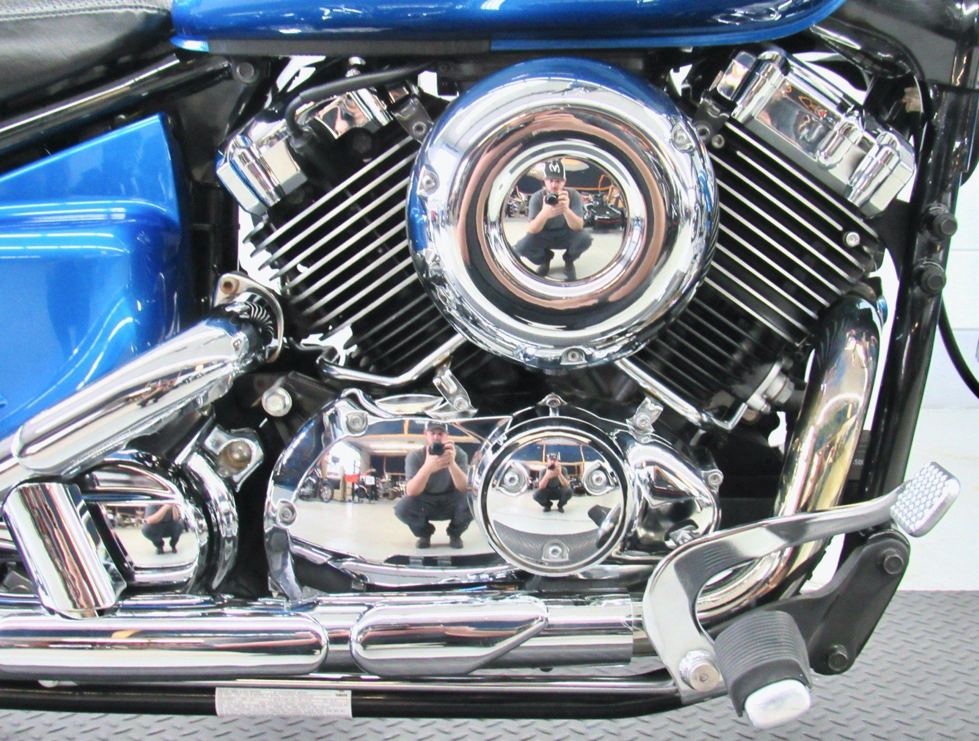 2009 Yamaha V Star 650 Custom in Fredericksburg, Virginia - Photo 13