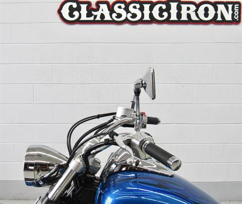2009 Yamaha V Star 650 Custom in Fredericksburg, Virginia - Photo 16