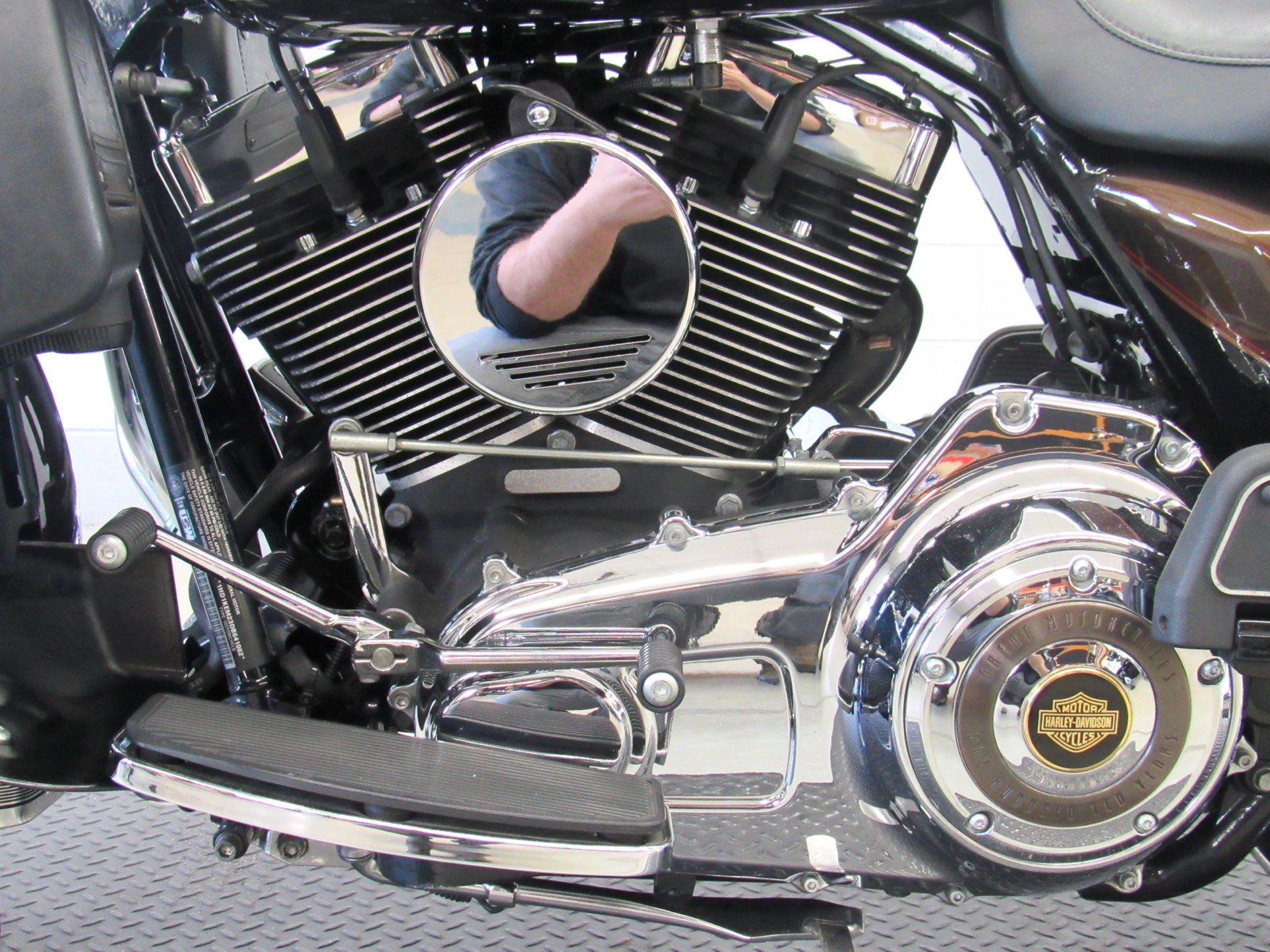 2013 Harley-Davidson Electra Glide® Ultra Limited 110th Anniversary Edition in Fredericksburg, Virginia - Photo 19