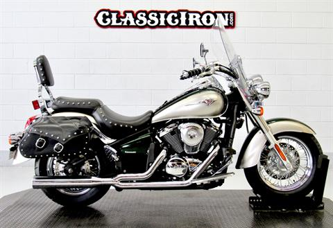 2010 Kawasaki Vulcan® 900 Classic LT in Fredericksburg, Virginia - Photo 1