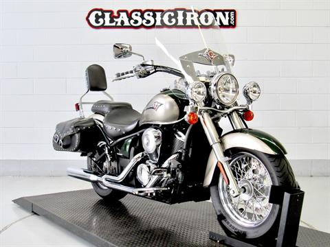 2010 Kawasaki Vulcan® 900 Classic LT in Fredericksburg, Virginia - Photo 2