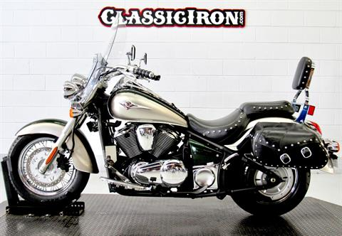 2010 Kawasaki Vulcan® 900 Classic LT in Fredericksburg, Virginia - Photo 4
