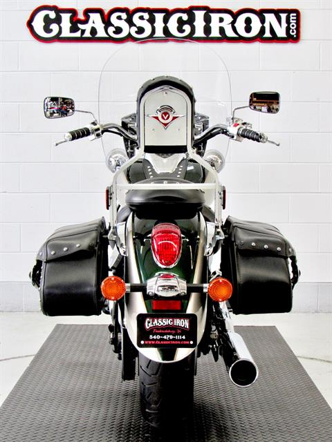 2010 Kawasaki Vulcan® 900 Classic LT in Fredericksburg, Virginia - Photo 9
