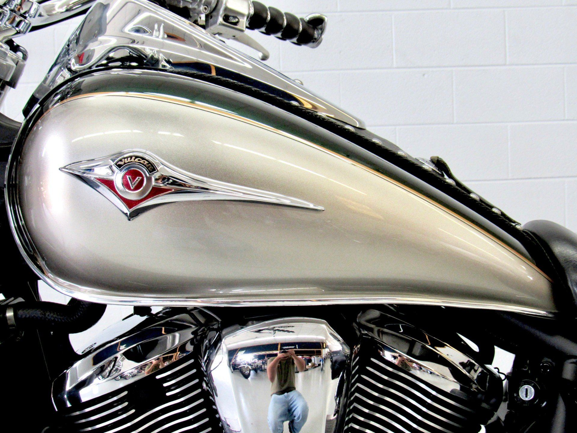 2010 Kawasaki Vulcan® 900 Classic LT in Fredericksburg, Virginia - Photo 18