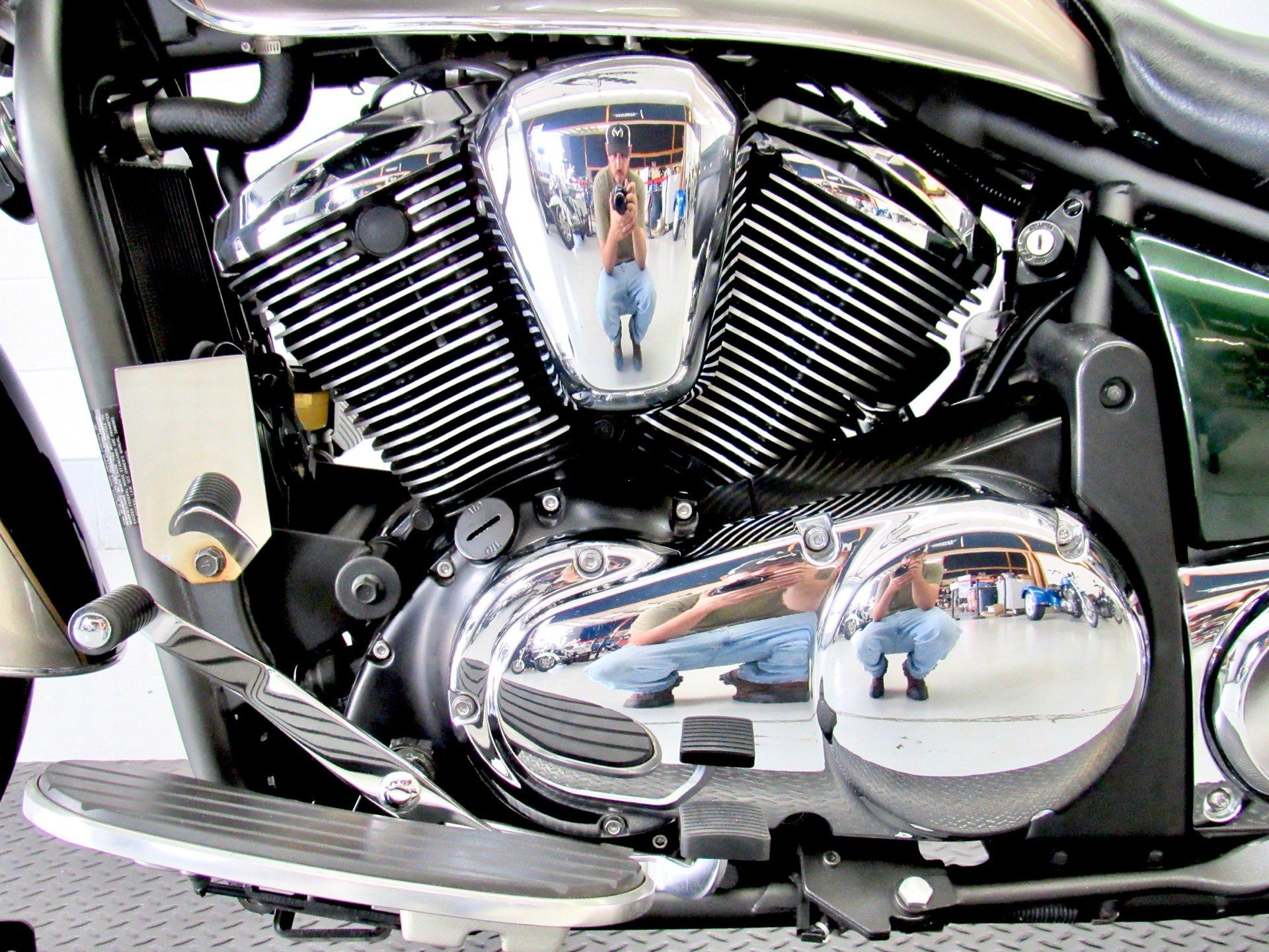 2010 Kawasaki Vulcan® 900 Classic LT in Fredericksburg, Virginia - Photo 19