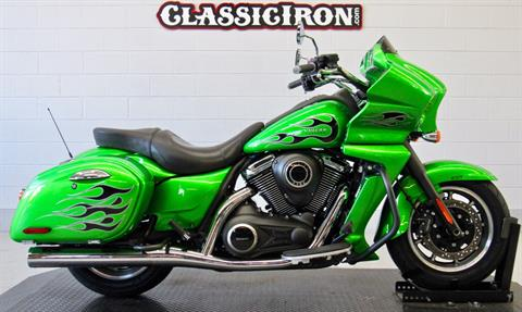 2015 Kawasaki Vulcan® 1700 Vaquero® ABS in Fredericksburg, Virginia - Photo 1