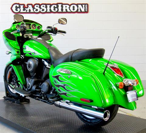 2015 Kawasaki Vulcan® 1700 Vaquero® ABS in Fredericksburg, Virginia - Photo 6