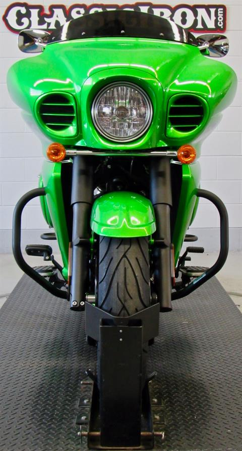 2015 Kawasaki Vulcan® 1700 Vaquero® ABS in Fredericksburg, Virginia - Photo 7