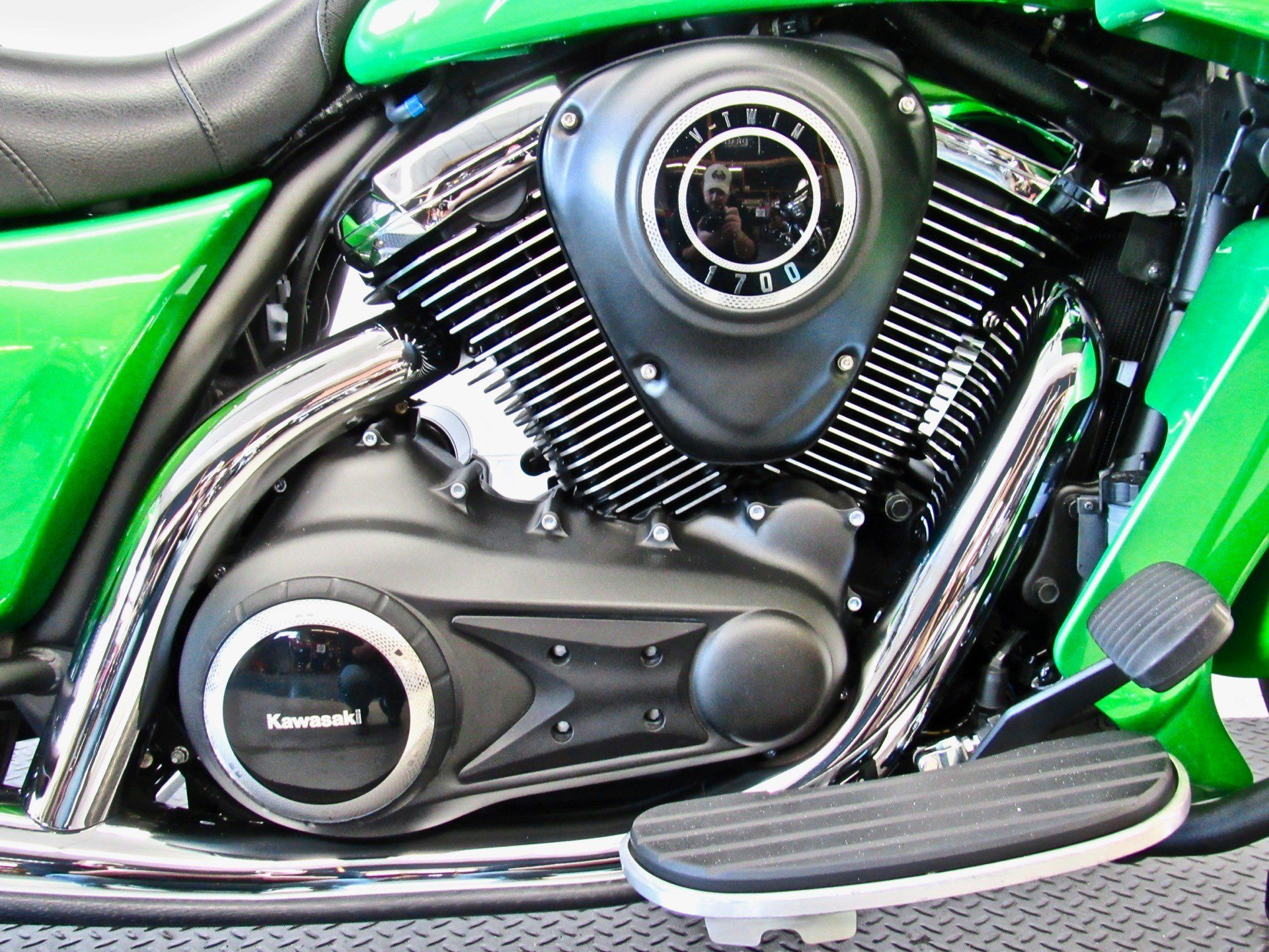2015 Kawasaki Vulcan® 1700 Vaquero® ABS in Fredericksburg, Virginia - Photo 14