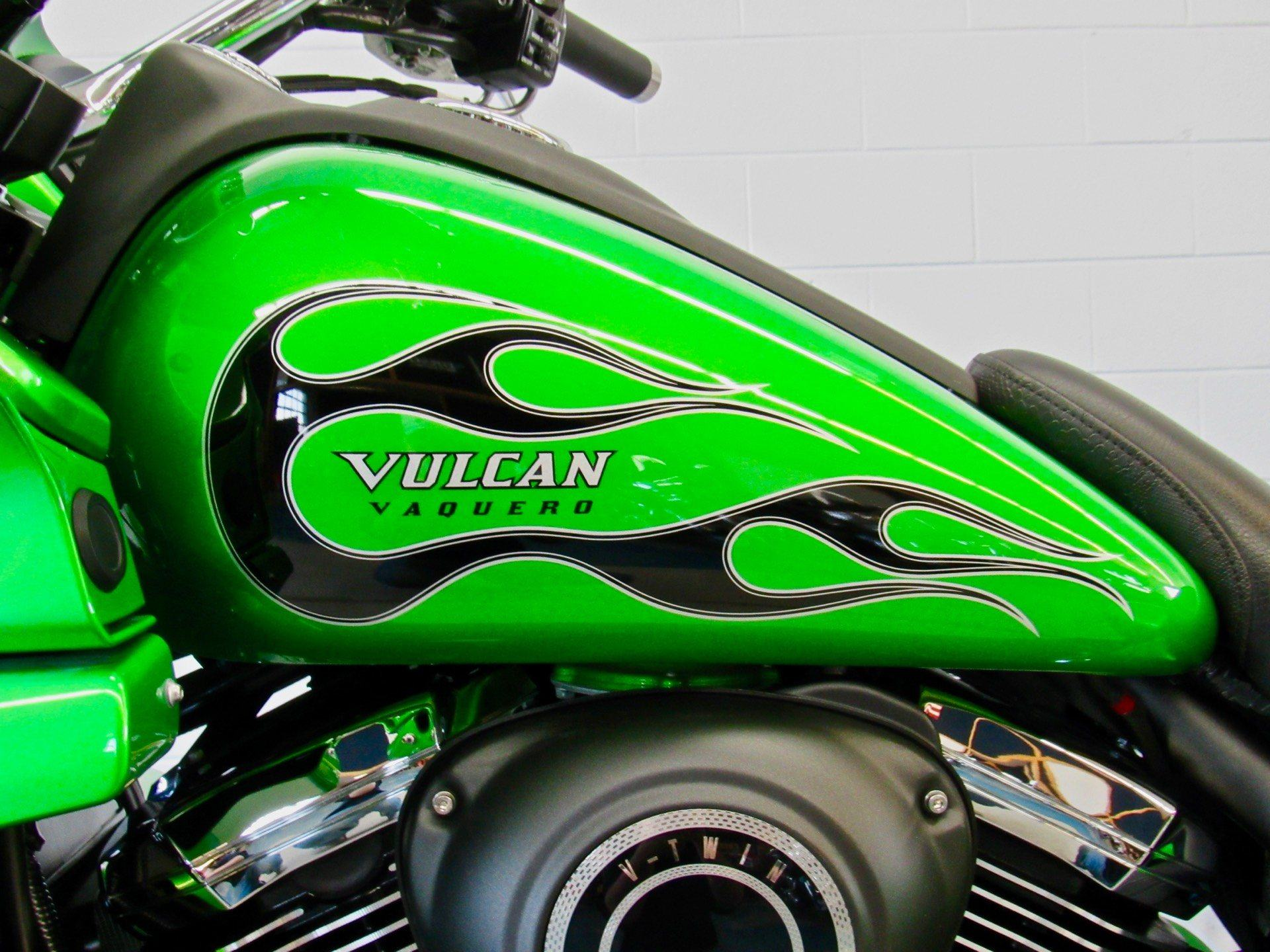 2015 Kawasaki Vulcan® 1700 Vaquero® ABS in Fredericksburg, Virginia - Photo 18