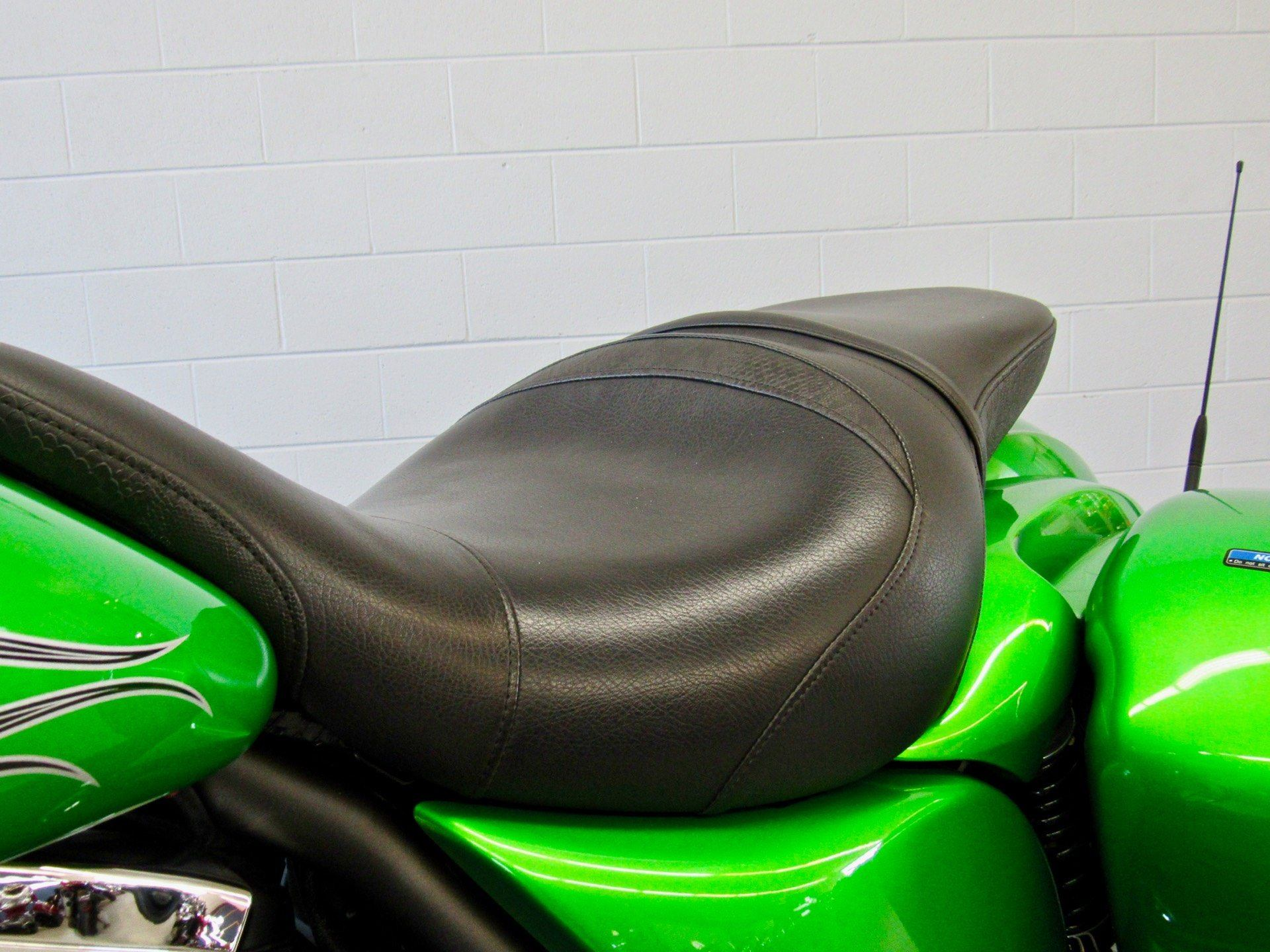 2015 Kawasaki Vulcan® 1700 Vaquero® ABS in Fredericksburg, Virginia - Photo 21