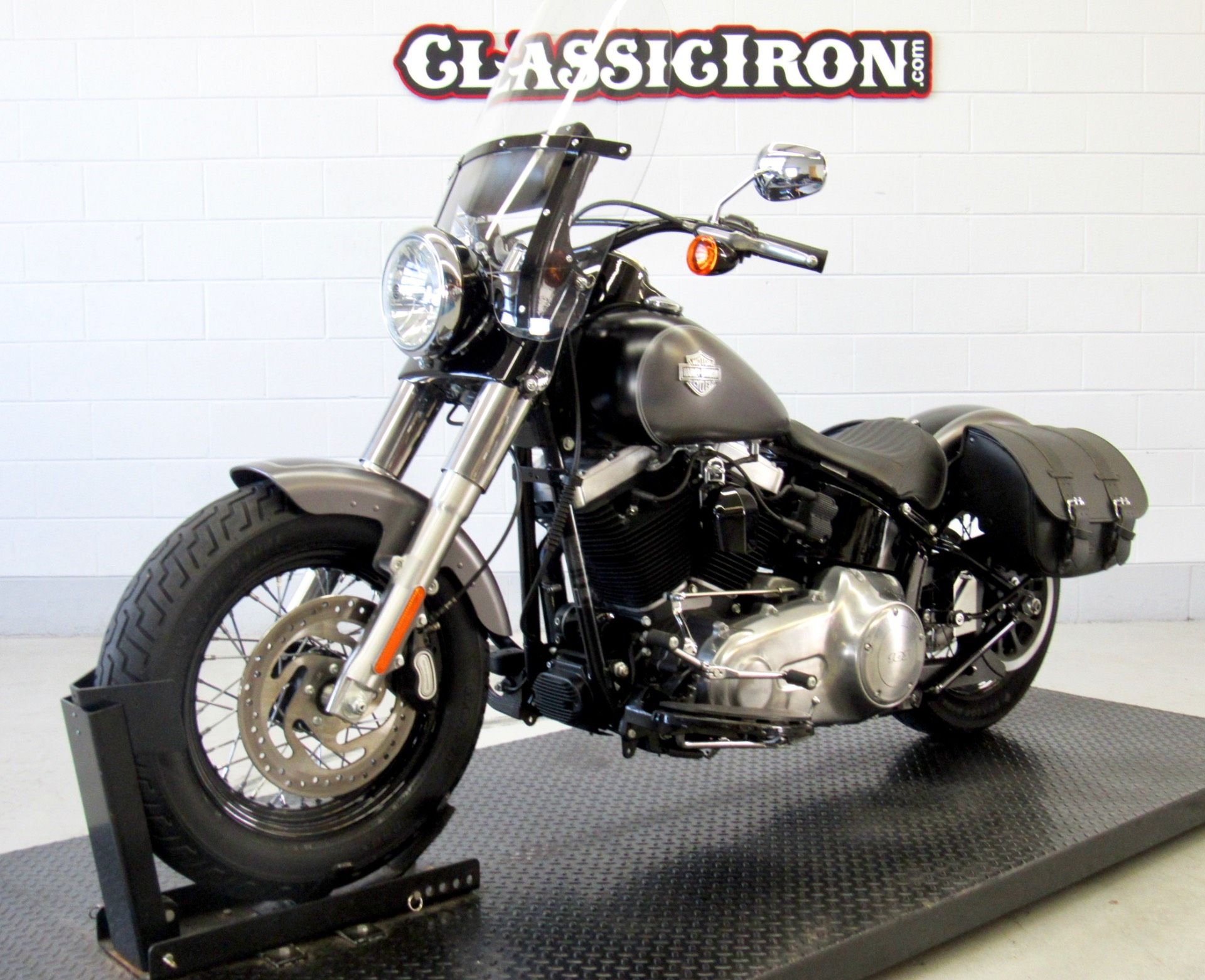 2015 Harley-Davidson Softail Slim® in Fredericksburg, Virginia - Photo 3