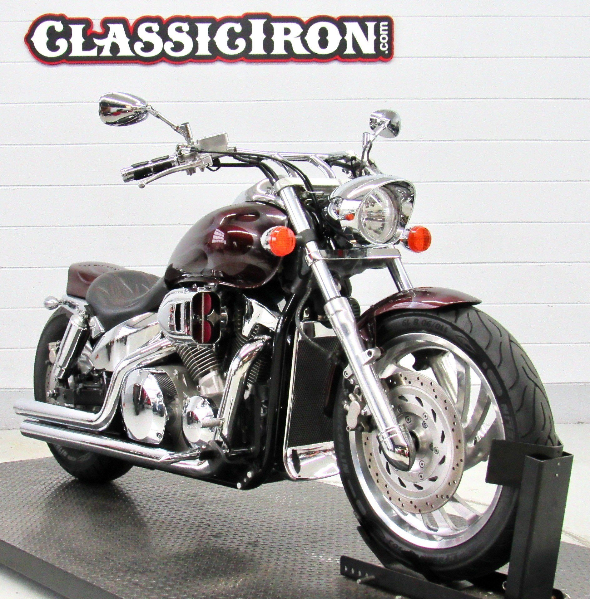 2005 Honda VTX™ 1300C in Fredericksburg, Virginia - Photo 2