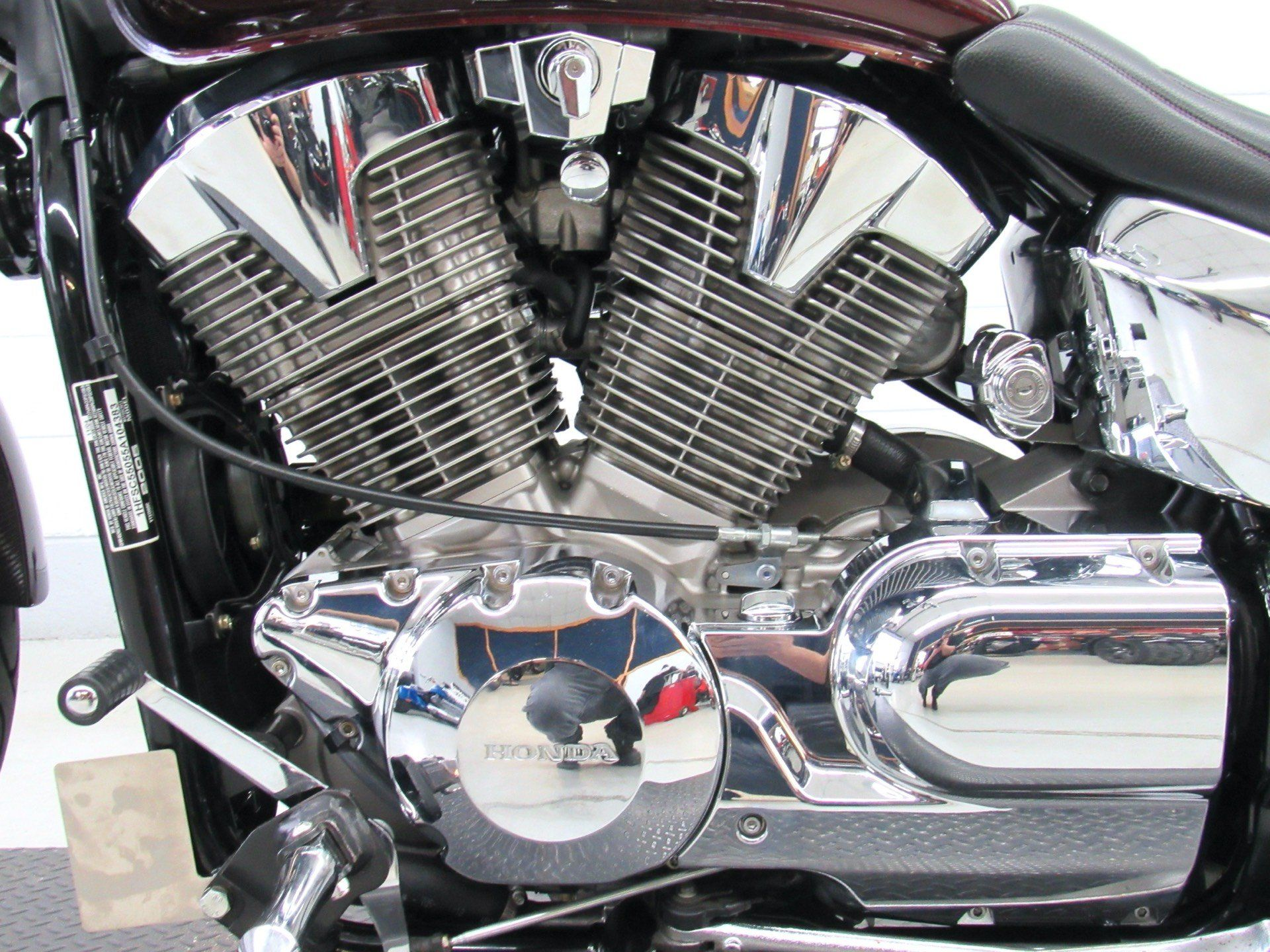 2005 Honda VTX™ 1300C in Fredericksburg, Virginia - Photo 19