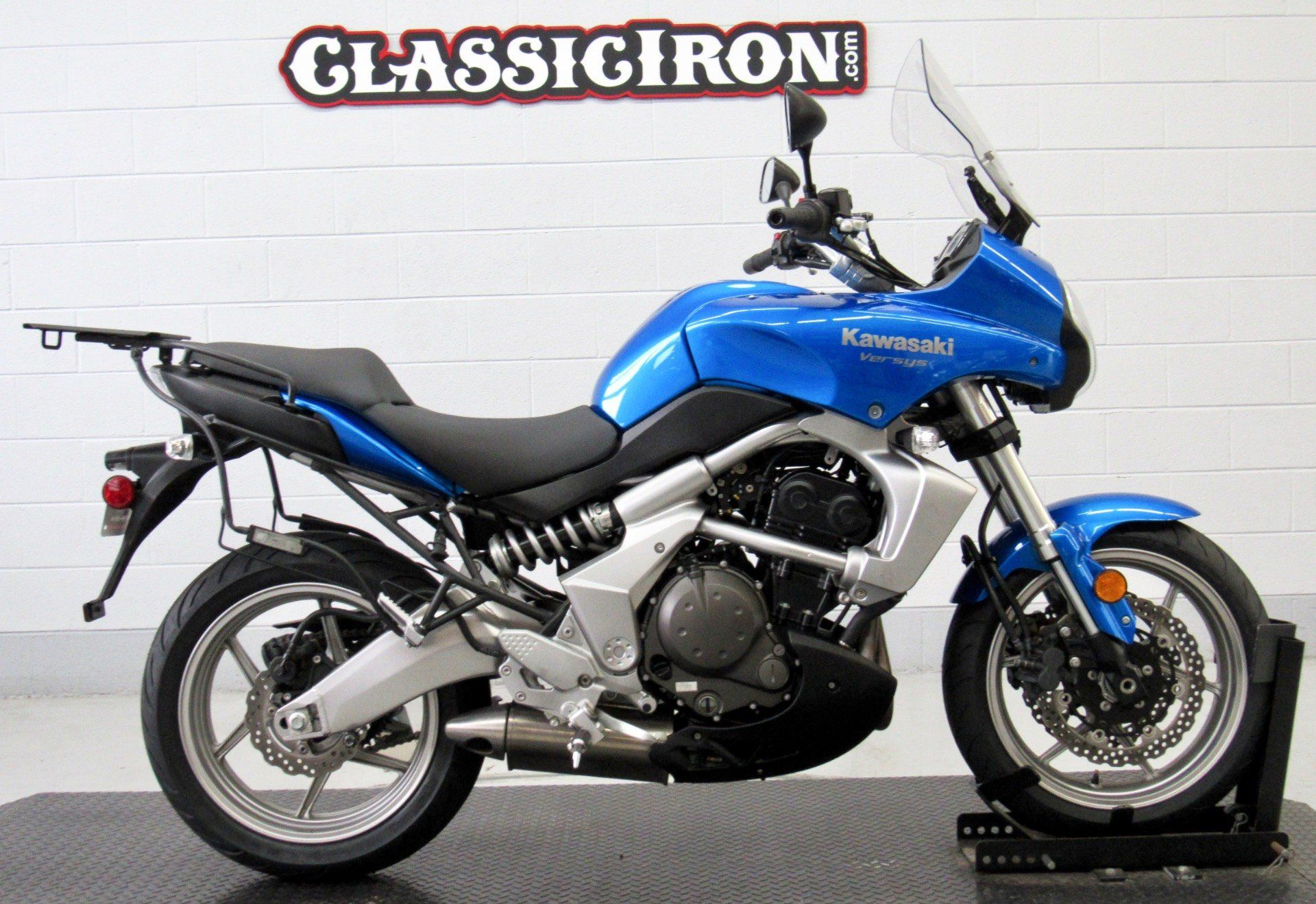 2009 Kawasaki Versys™ in Fredericksburg, Virginia
