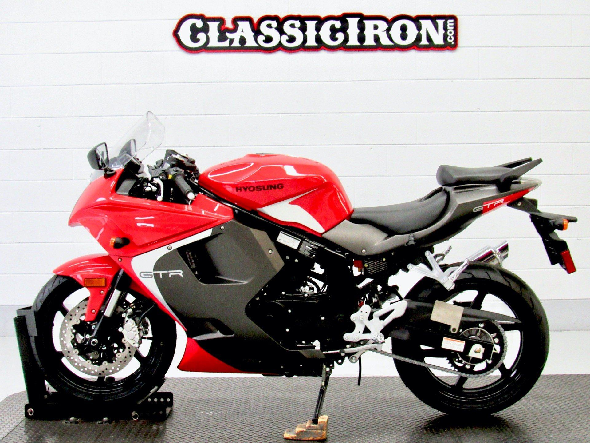 2015 Hyosung GT250R in Fredericksburg, Virginia - Photo 4