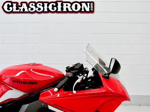 2015 Hyosung GT250R in Fredericksburg, Virginia - Photo 12