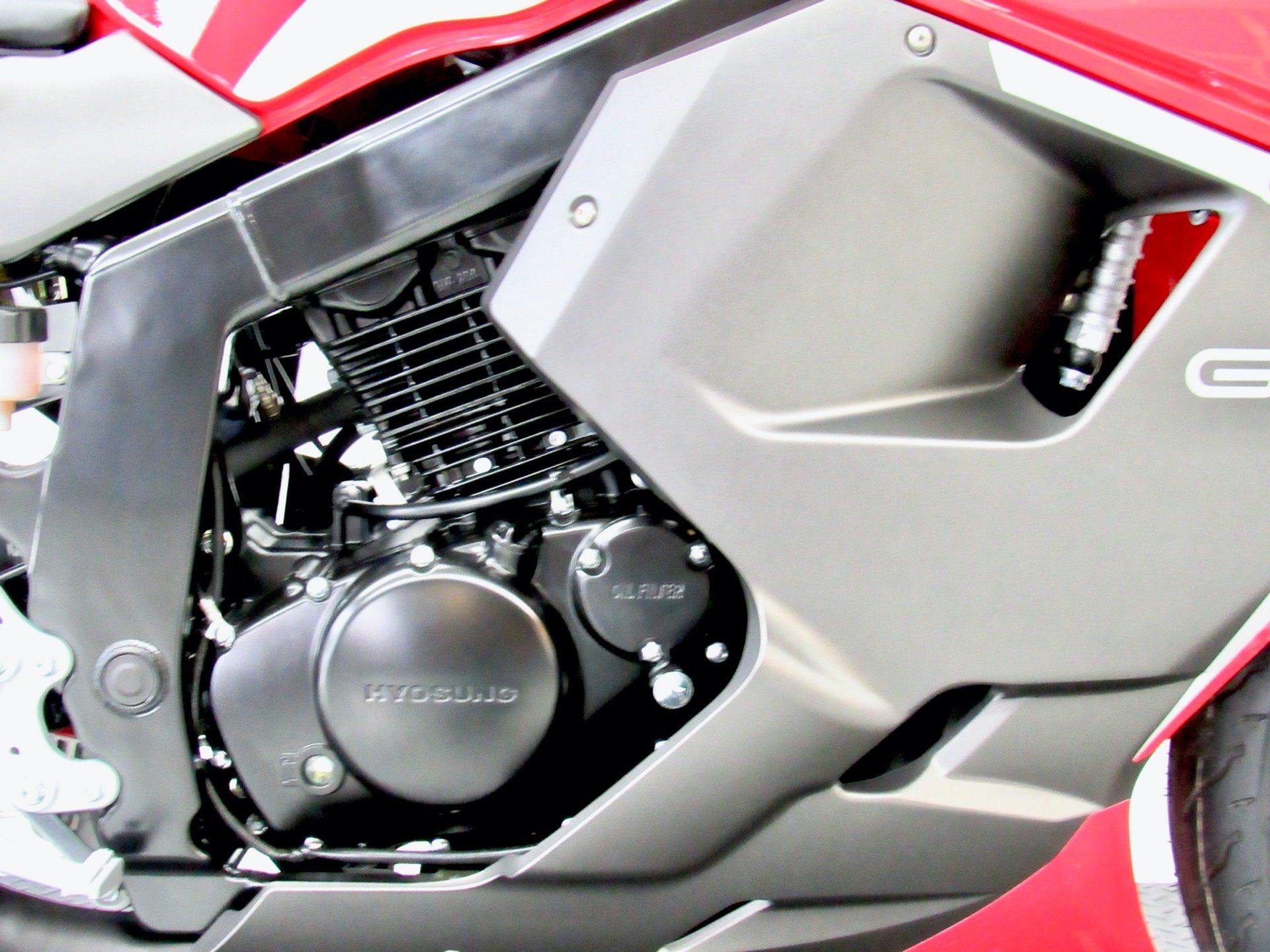 2015 Hyosung GT250R in Fredericksburg, Virginia - Photo 14