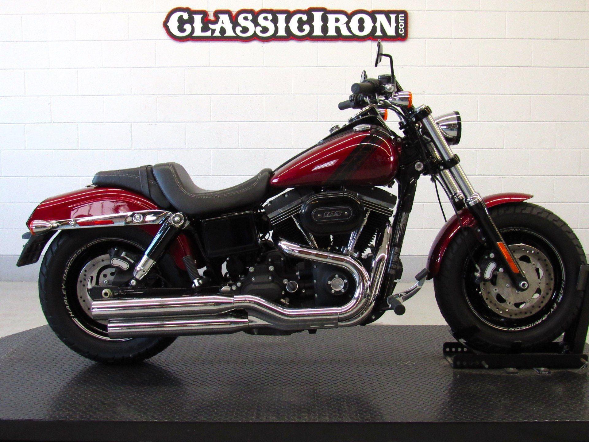 2016 Harley Davidson Fat Bob In Fredericksburg Virginia