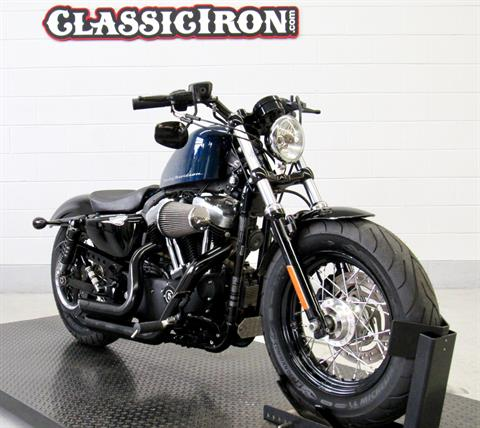 2013 Harley-Davidson Sportster® Forty-Eight® in Fredericksburg, Virginia - Photo 2