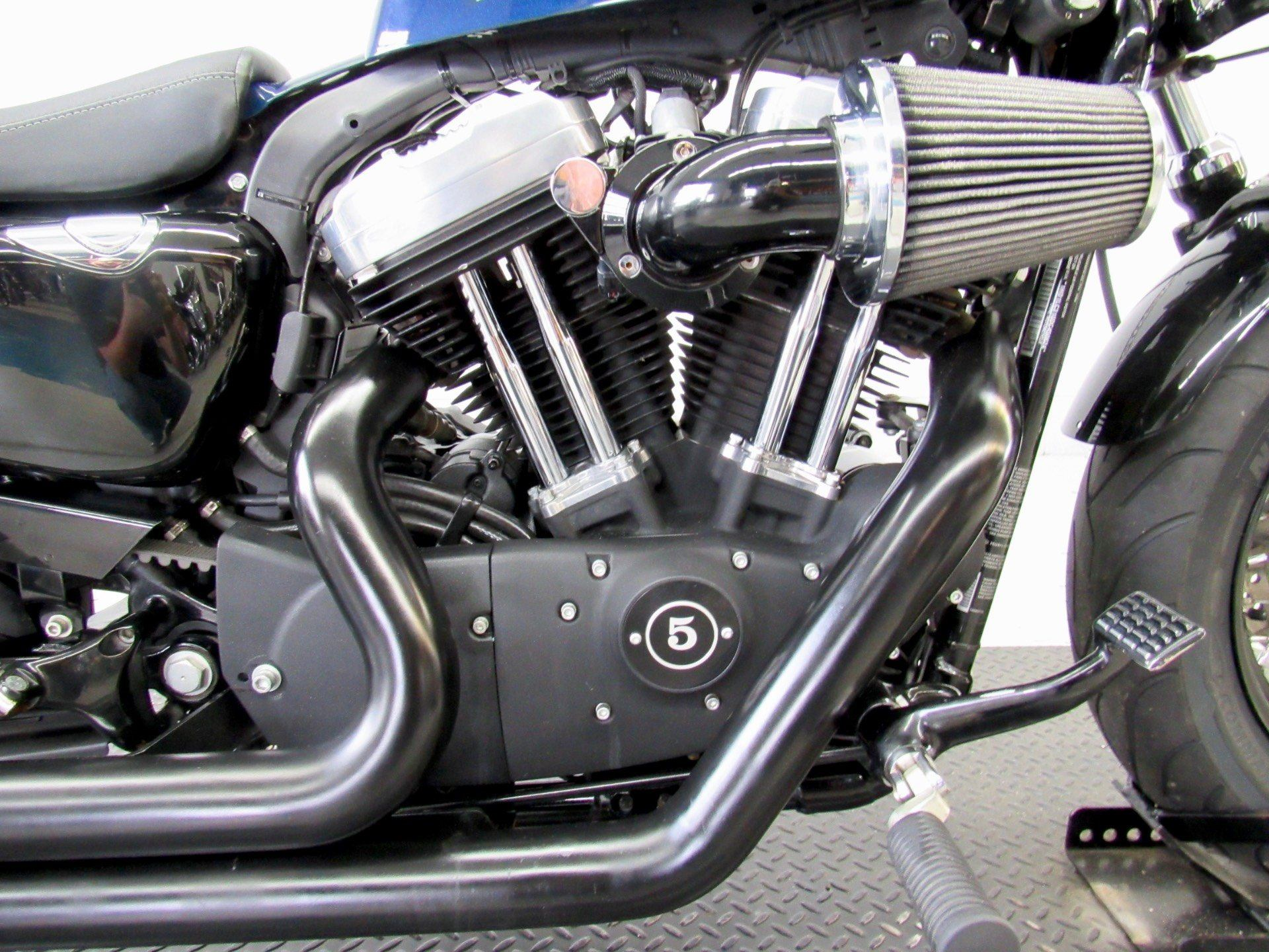 2013 Harley-Davidson Sportster® Forty-Eight® in Fredericksburg, Virginia - Photo 14