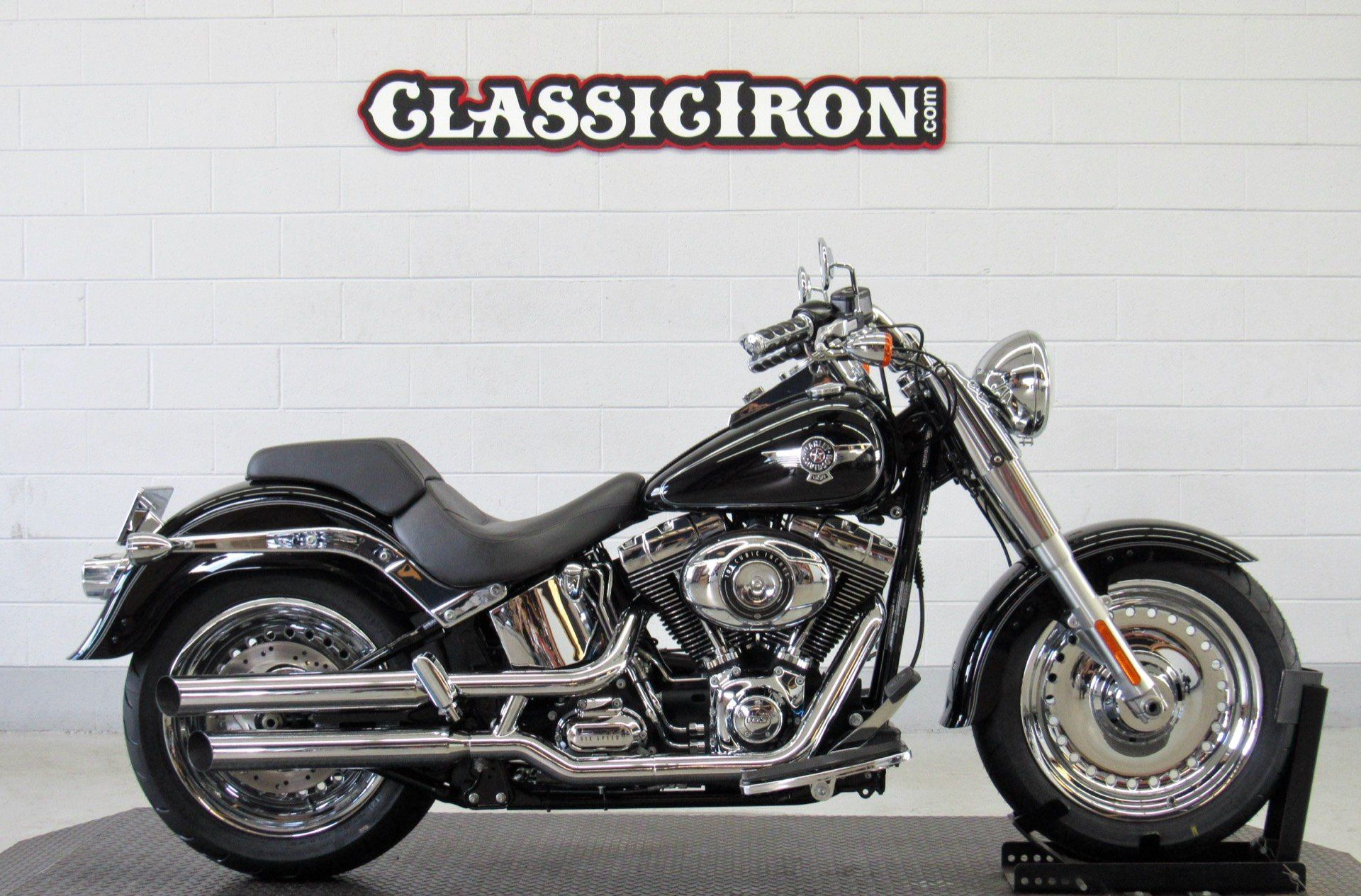 2012 Harley-Davidson Softail® Fat Boy® in Fredericksburg, Virginia - Photo 1