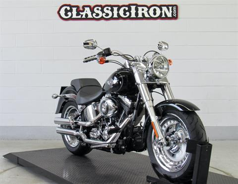 2012 Harley-Davidson Softail® Fat Boy® in Fredericksburg, Virginia - Photo 2