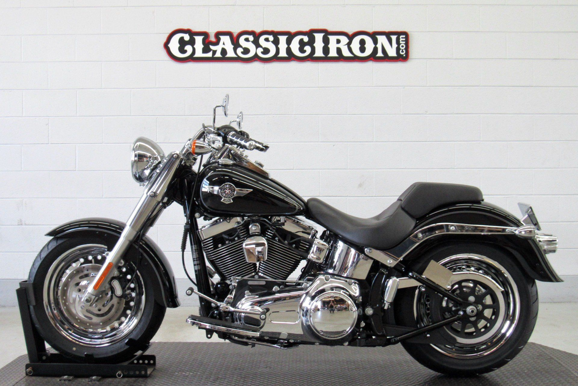 2012 Harley-Davidson Softail® Fat Boy® in Fredericksburg, Virginia - Photo 4
