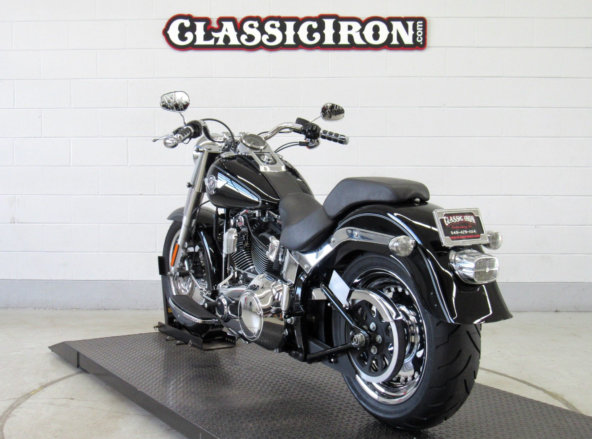 2012 Harley-Davidson Softail® Fat Boy® in Fredericksburg, Virginia - Photo 5