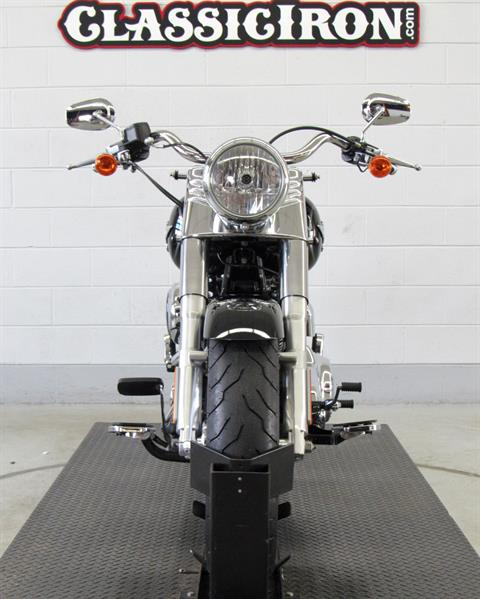 2012 Harley-Davidson Softail® Fat Boy® in Fredericksburg, Virginia - Photo 7