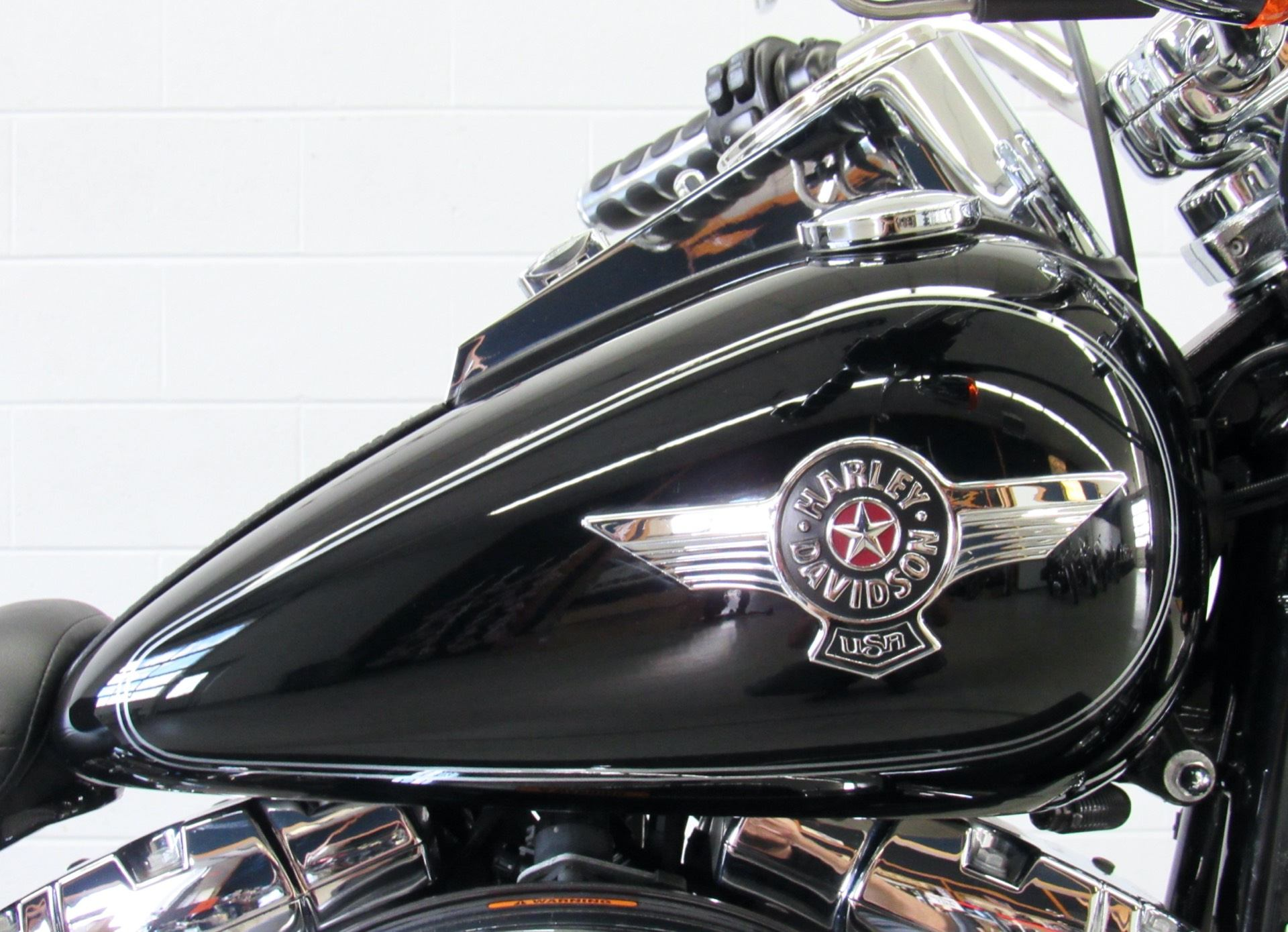 2012 Harley-Davidson Softail® Fat Boy® in Fredericksburg, Virginia - Photo 13