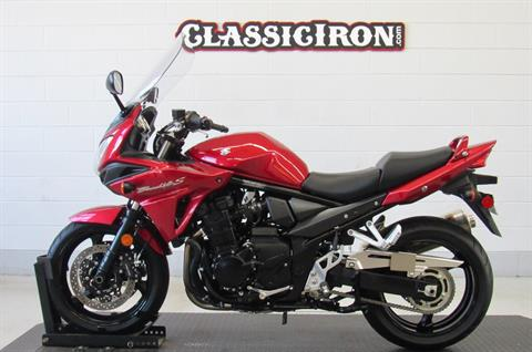 2016 Suzuki Bandit 1250S ABS in Fredericksburg, Virginia - Photo 4