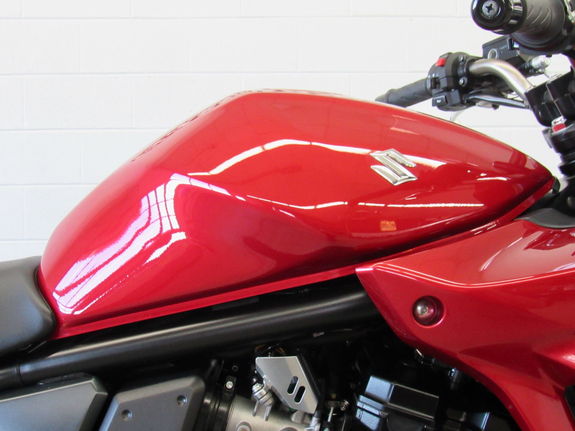 2016 Suzuki Bandit 1250S ABS in Fredericksburg, Virginia - Photo 13
