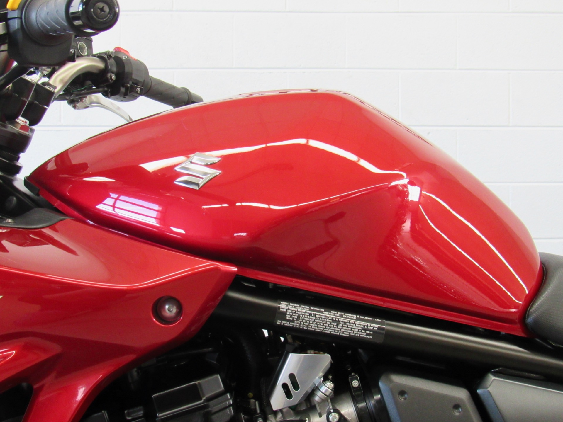 2016 Suzuki Bandit 1250S ABS in Fredericksburg, Virginia - Photo 18