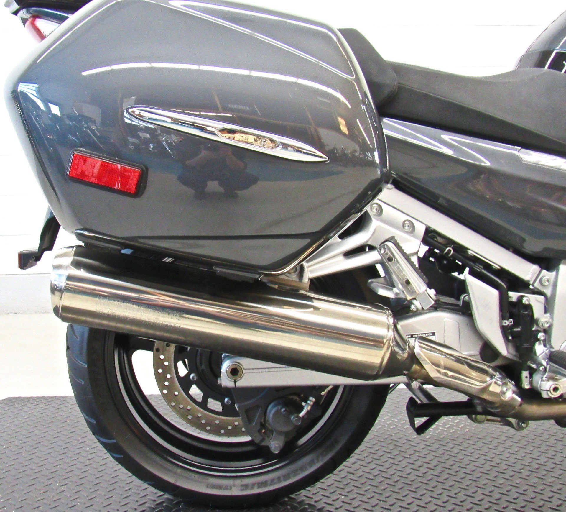 2015 Yamaha FJR1300A in Fredericksburg, Virginia