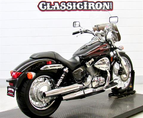 2009 Honda Shadow Spirit 750 in Fredericksburg, Virginia