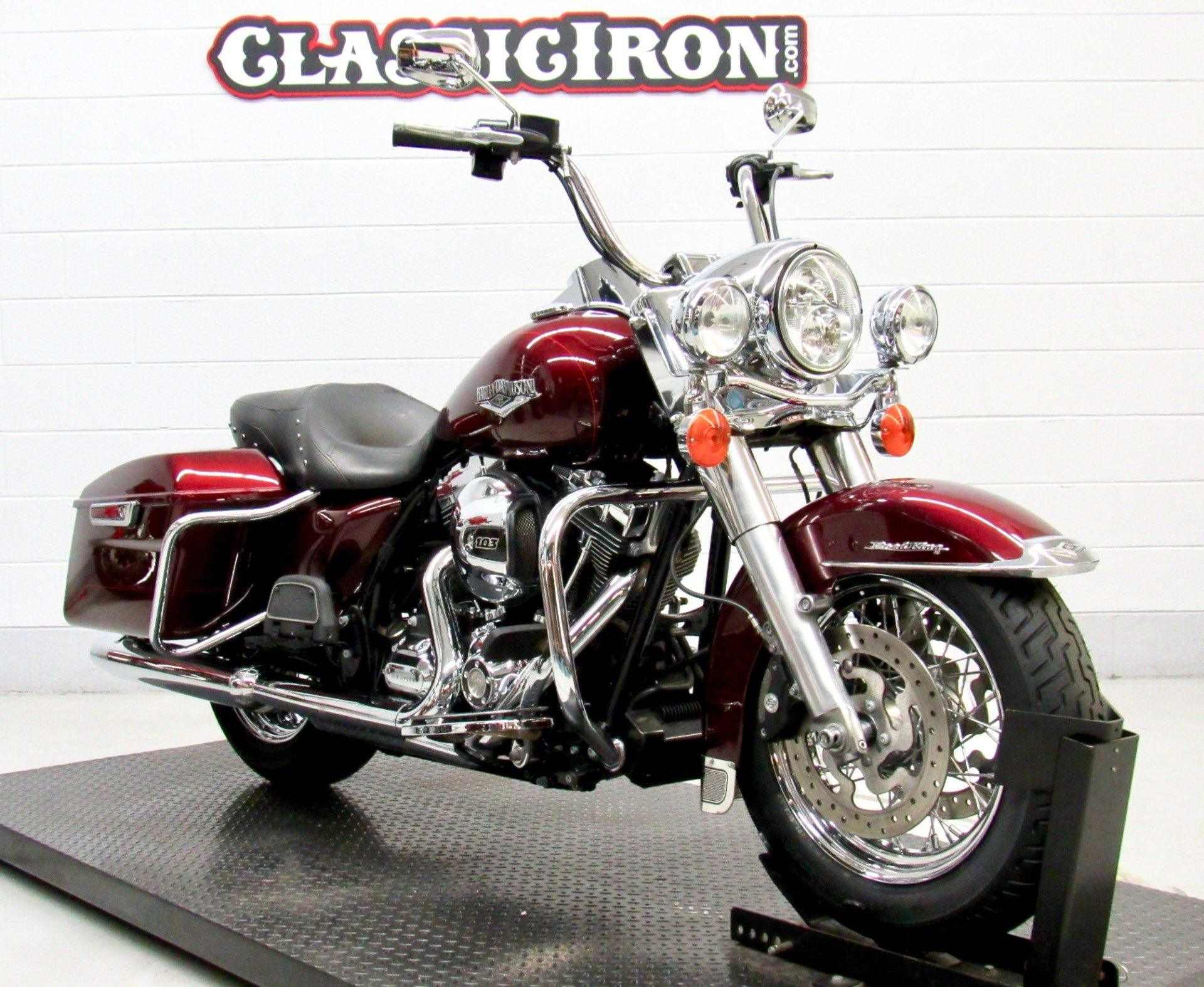 2014 Harley-Davidson Road King® in Fredericksburg, Virginia - Photo 2