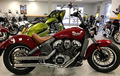 2016 Indian Scout™ ABS in Fredericksburg, Virginia