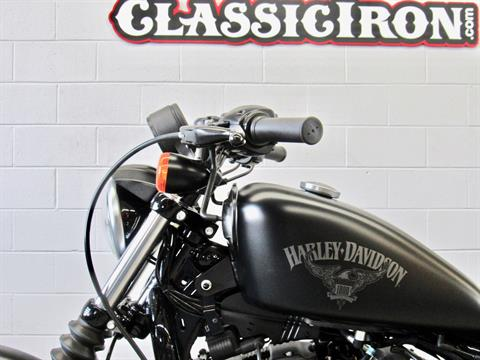 2017 Harley-Davidson Iron 883™ in Fredericksburg, Virginia