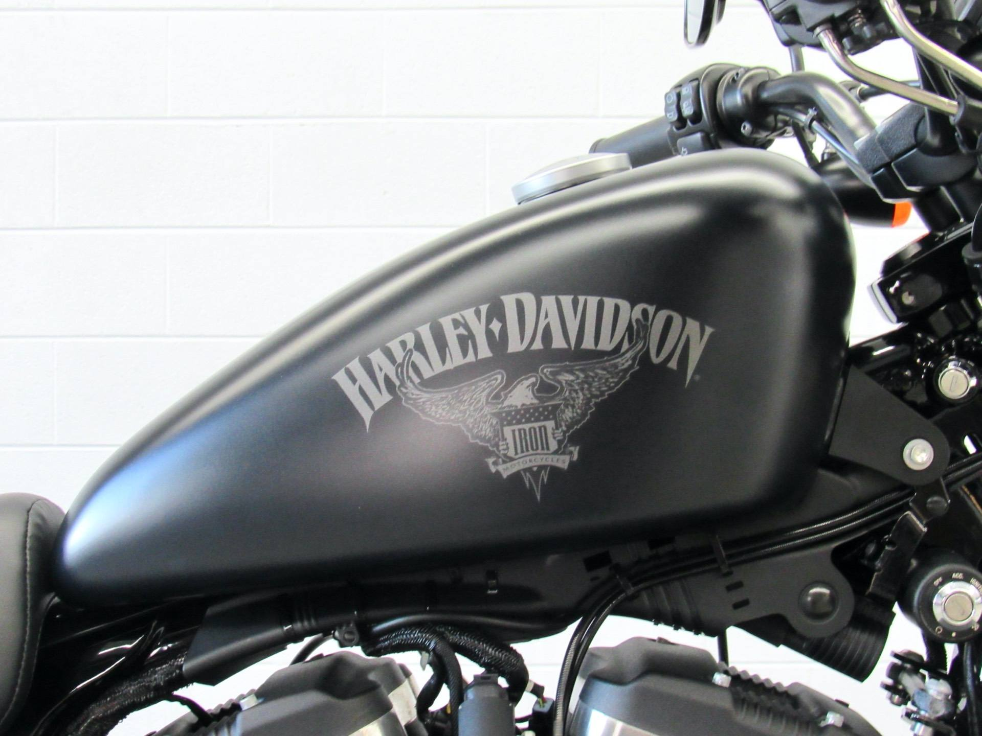 2017 Harley-Davidson Iron 883™ in Fredericksburg, Virginia - Photo 13