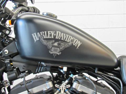 2017 Harley-Davidson Iron 883™ in Fredericksburg, Virginia - Photo 18
