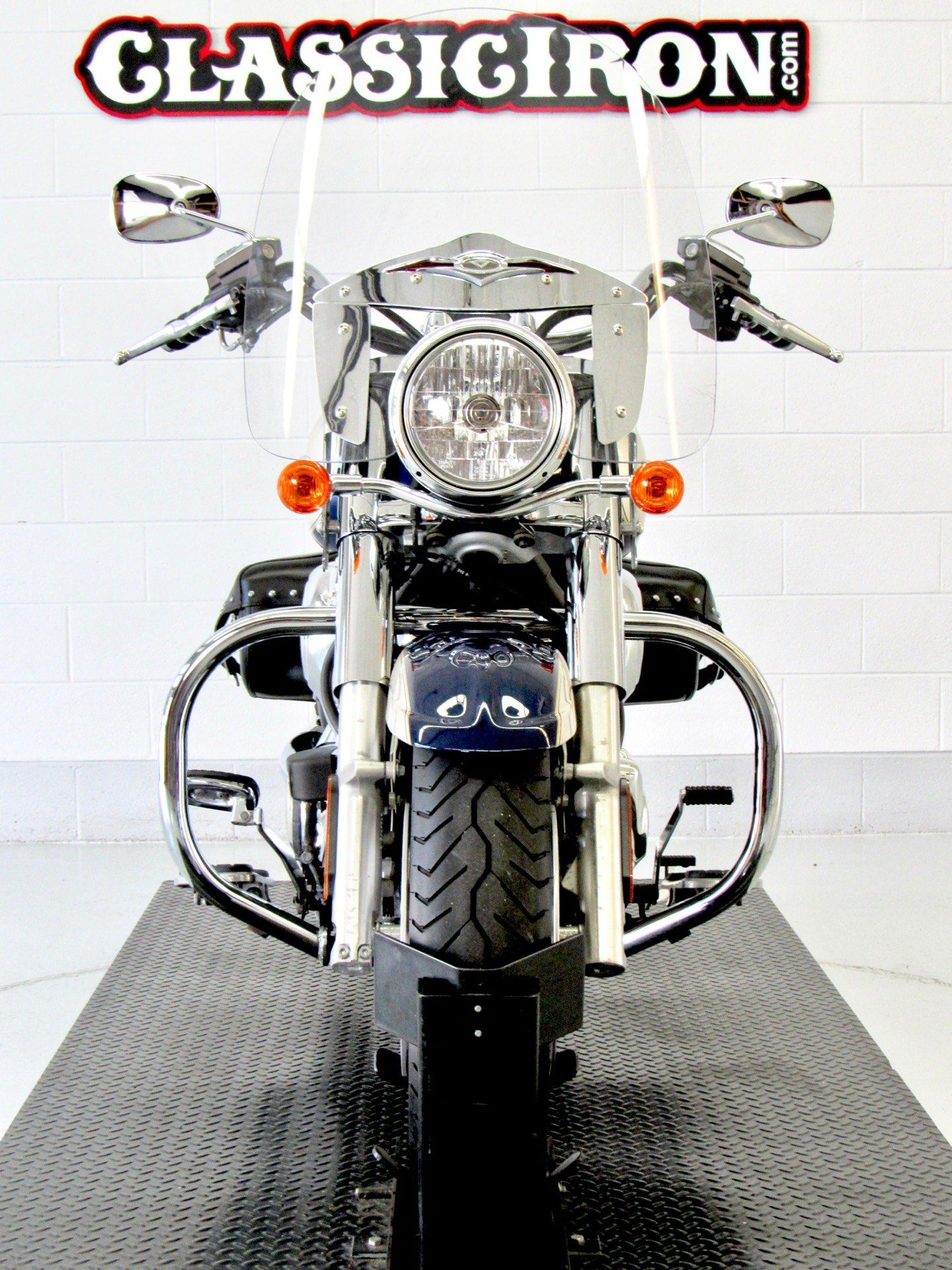 2009 Kawasaki Vulcan® 1700 Classic LT in Fredericksburg, Virginia - Photo 7
