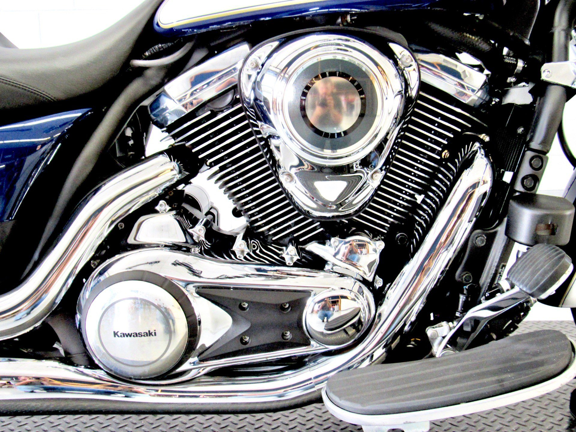 2009 Kawasaki Vulcan® 1700 Classic LT in Fredericksburg, Virginia - Photo 14