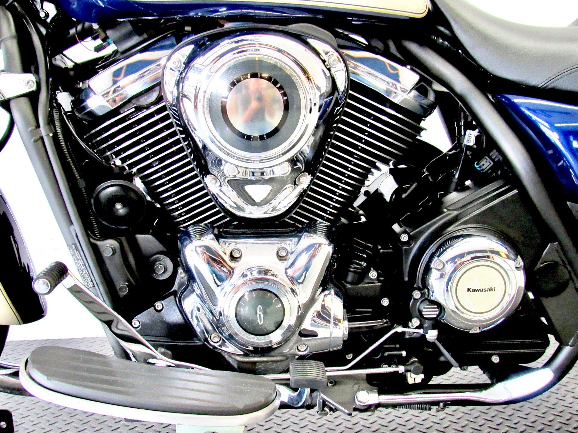 2009 Kawasaki Vulcan® 1700 Classic LT in Fredericksburg, Virginia - Photo 19