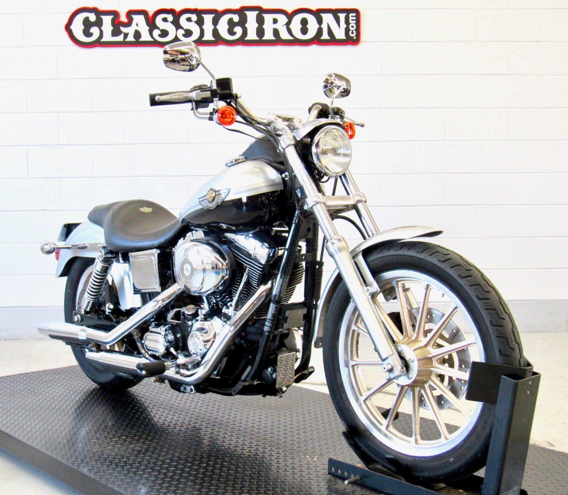 2003 Harley-Davidson FXDL Dyna Low Rider® in Fredericksburg, Virginia - Photo 2