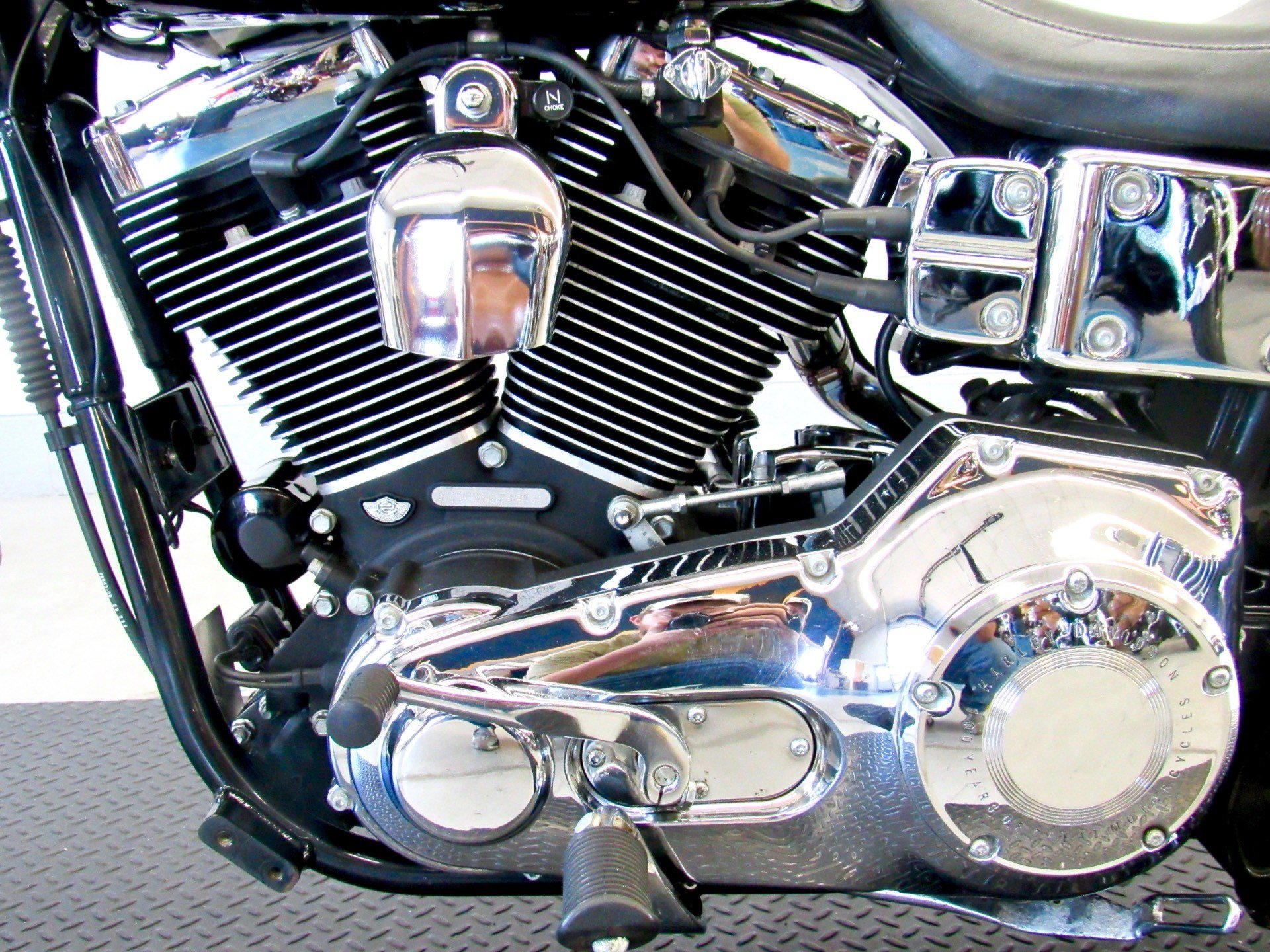 2003 Harley-Davidson FXDL Dyna Low Rider® in Fredericksburg, Virginia - Photo 19