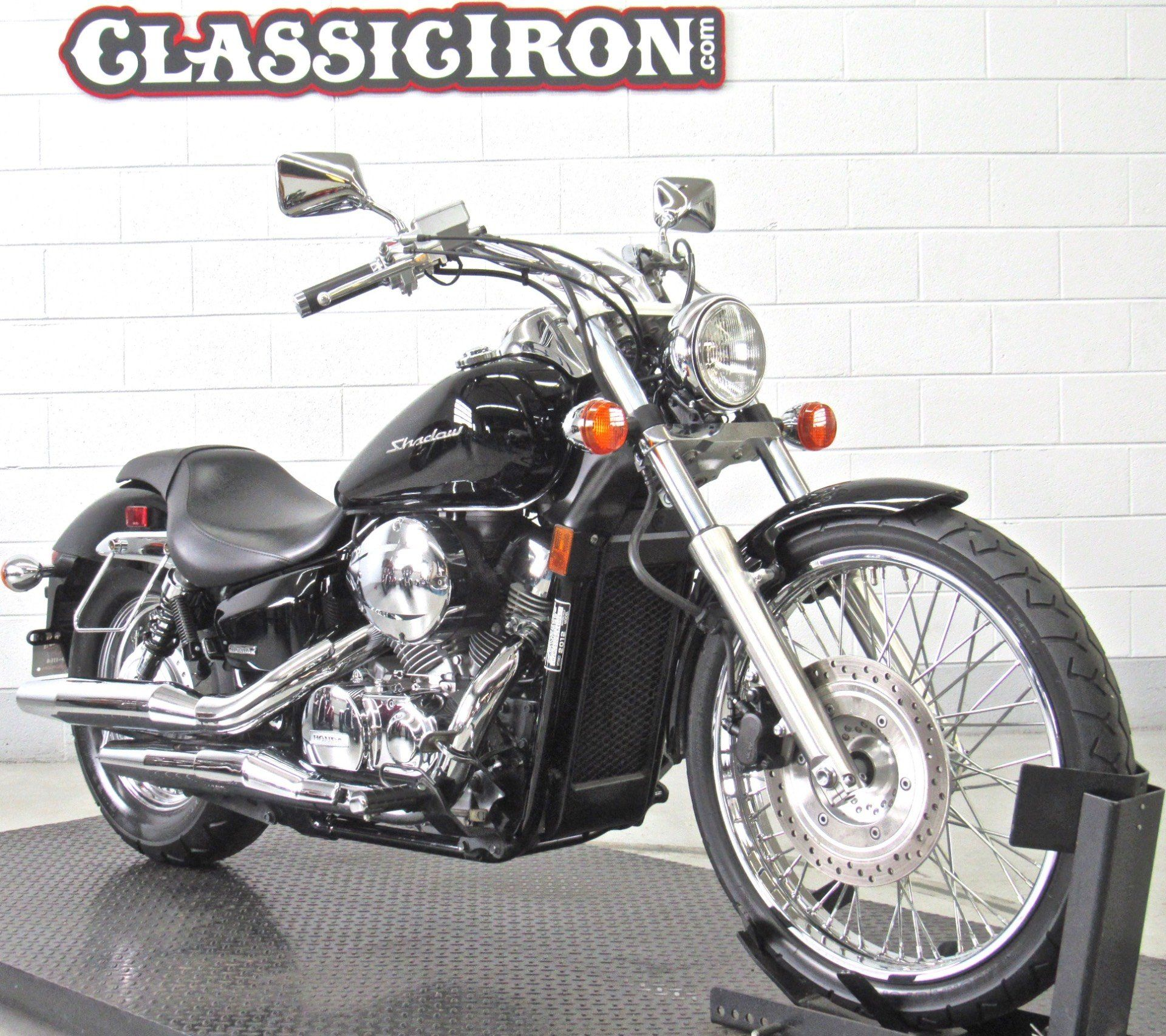 2012 Honda Shadow® Spirit 750 in Fredericksburg, Virginia