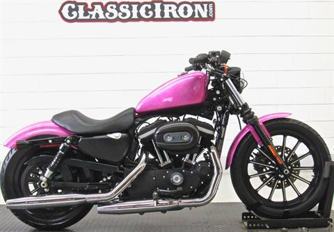 2010 Harley-Davidson Sportster® Iron 883™ in Fredericksburg, Virginia - Photo 1