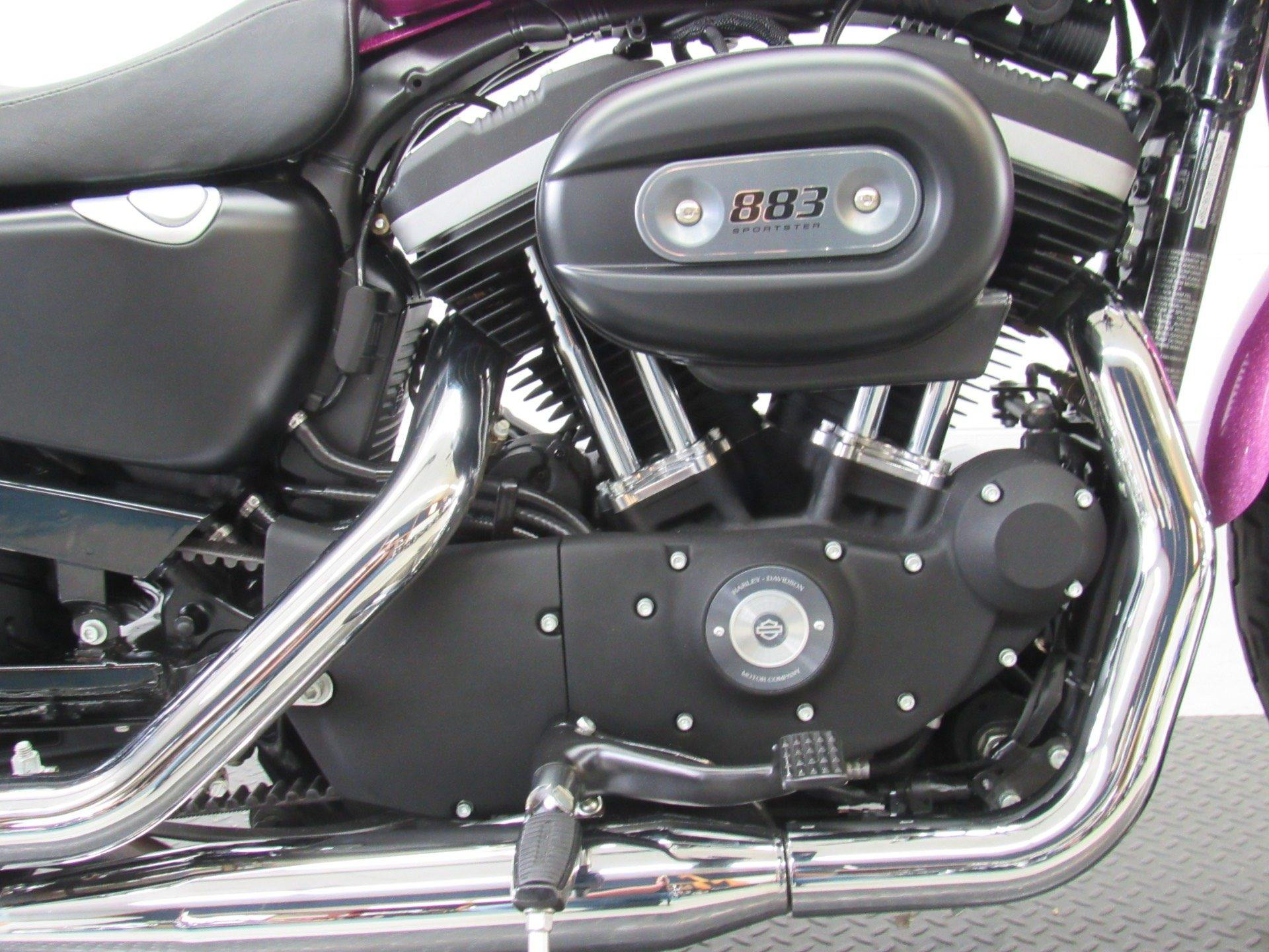2010 Harley-Davidson Sportster® Iron 883™ in Fredericksburg, Virginia - Photo 14