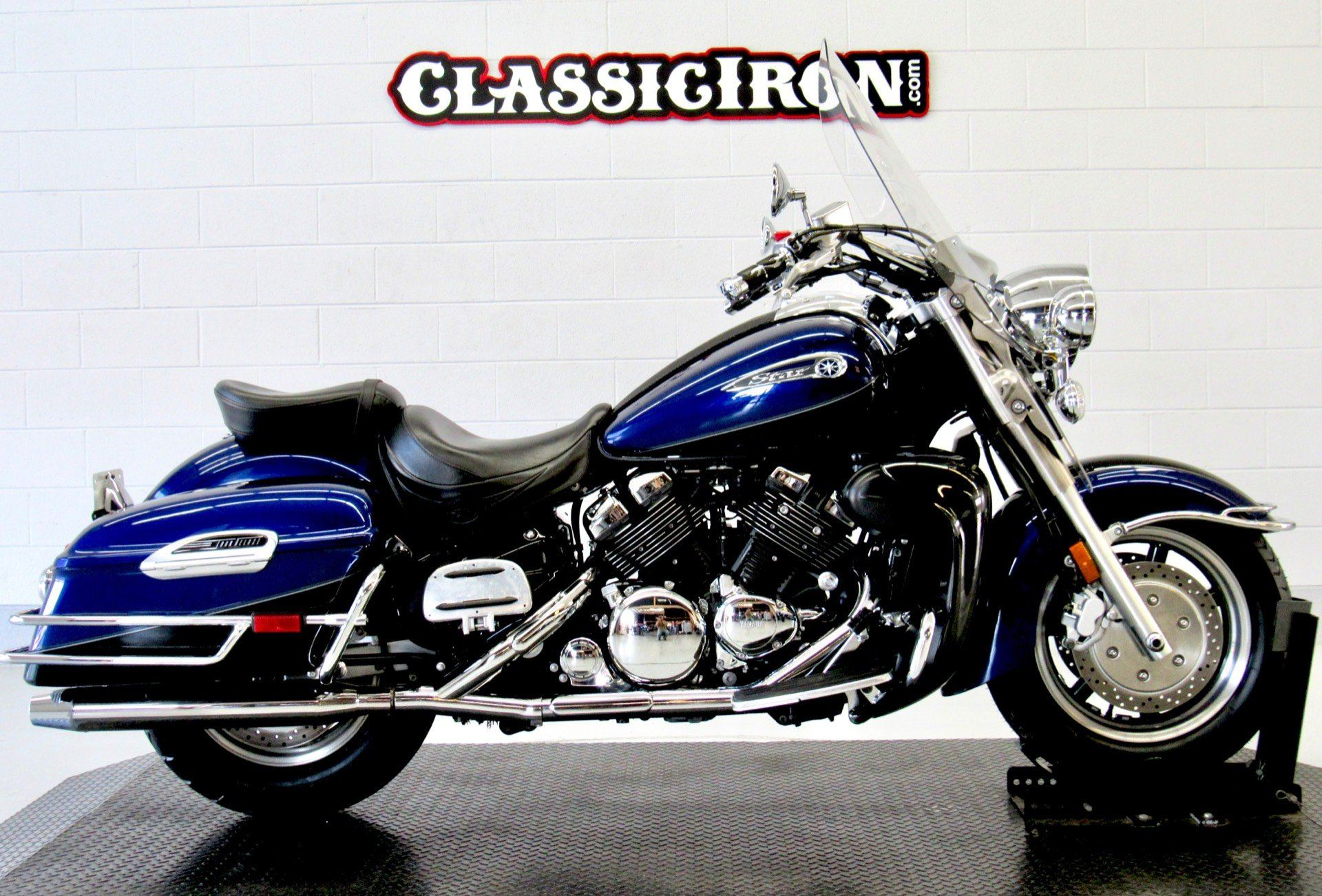 2008 Yamaha Royal Star® Tour Deluxe in Fredericksburg, Virginia - Photo 1
